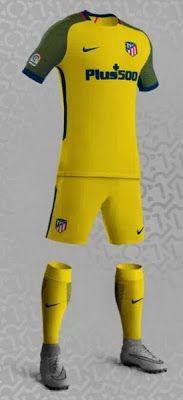 uniforme Atlético de Madrid baratos