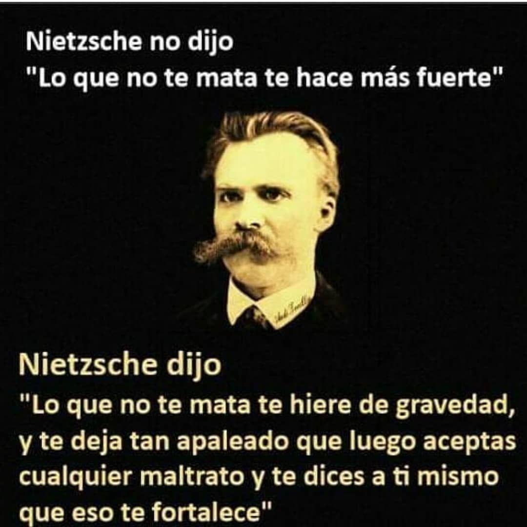Vía Sfa Filosofia Nietzsche Personalidad Psicologia