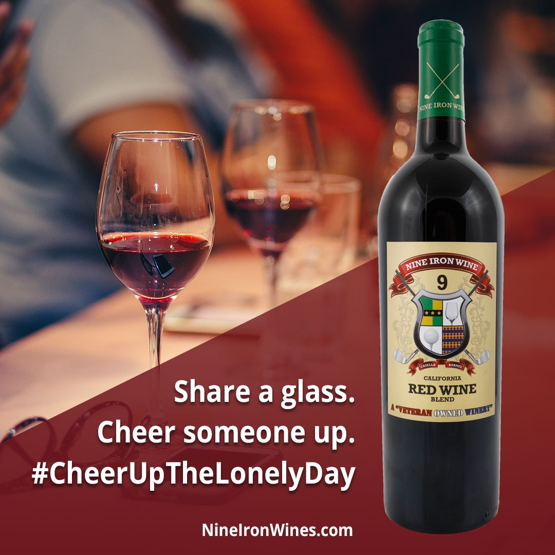 Do You Know Someone Who May Be Feeling Lonely Whether Over A Glass Of Wine Or A Cup Of Coffee We Encourage You To Spend Wine Red Blend Wine Cheer