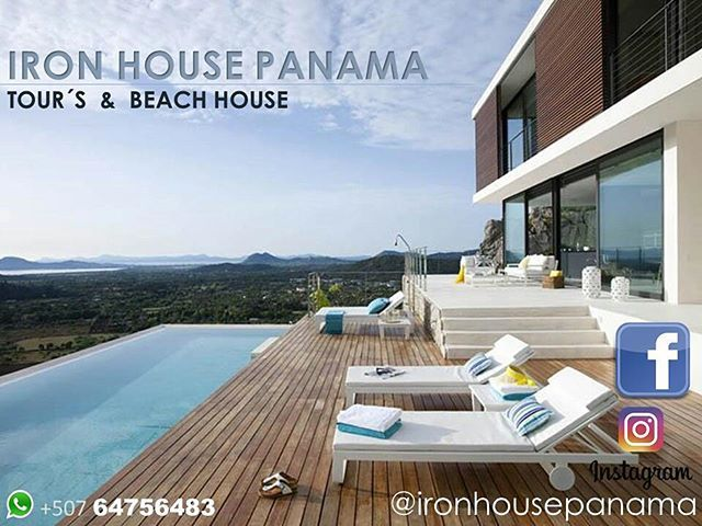 TOUR'S + SENDERISMO + PASEOS CASA + PLAYA + PISCINA + RIO  Separa tus cupos Ya y casa en la playa....!!! 🏠🌴🌊🏄 SIGUENOS  Facebook e Instagram @ironhousepanama @ironhousepanama  Panamá, República de Panamá Centroamerica.  Escribenos al: Whatsapp +507 64756483  #panameño #playa #panamacitybeach #panama #pty #panamacity #alquiler #pty507 #ciudaddepanama #panamahat #ptyphotography #vacacionespanama #fiestaspty #vacaciones #casasenpanama #panameña #panameños #panameñas #coronado…