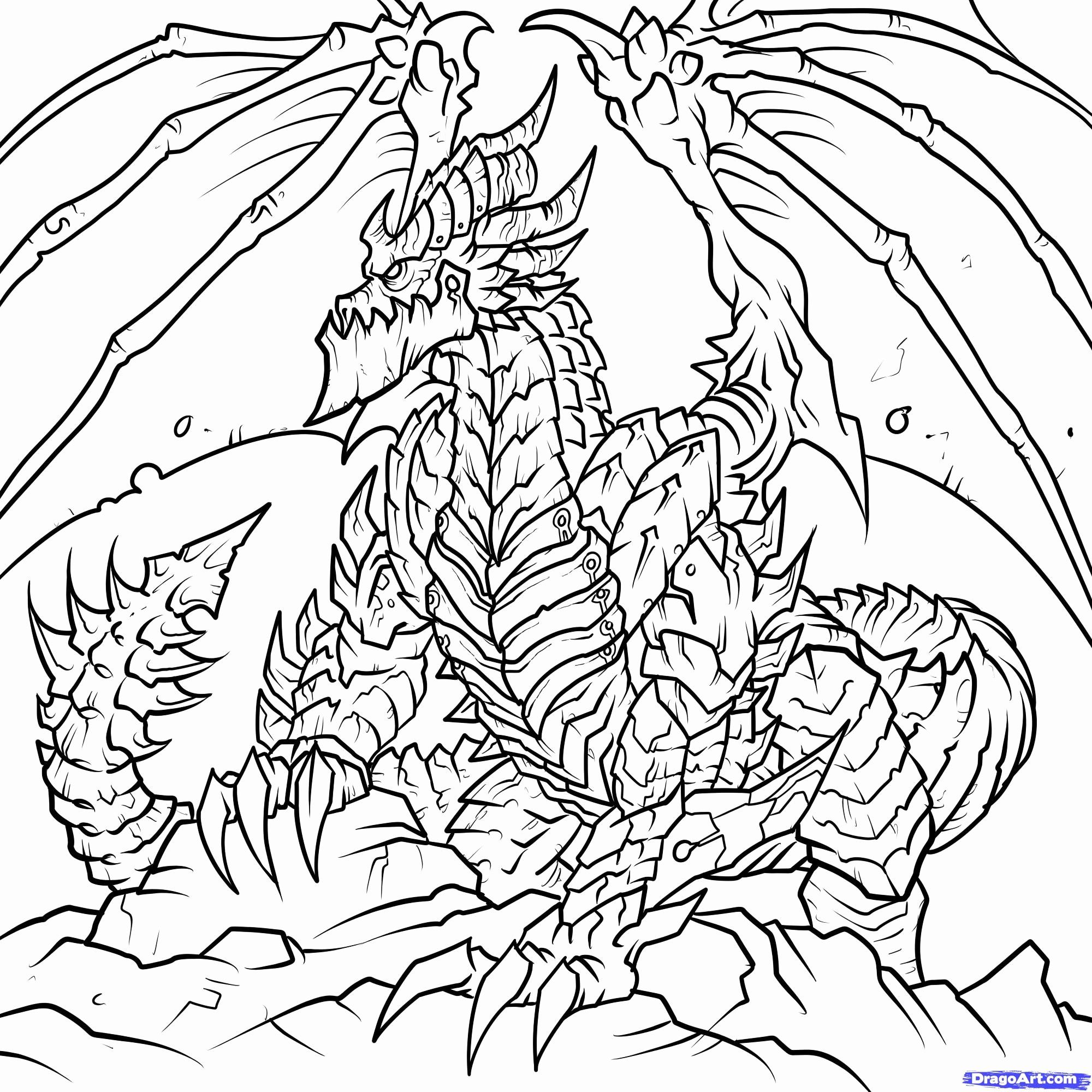 World Of Warcraft Coloring Book Awesome How To Draw Deathwing World Of Warcraft Deathwing Step In 2020 World Of Warcraft Coloring Books Colorful Drawings