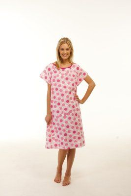 8f3a93d86bdd2 Gownies - Labor & Delivery Maternity Hospital Gown:Amazon:Clothing ...