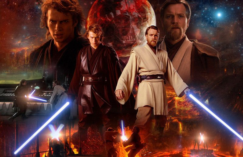 Could The Star Wars Prequel Trilogy Be Remade As One Standalone Origin Movie Star Wars Ii Star Wars Movies Posters Star Wars Episodes