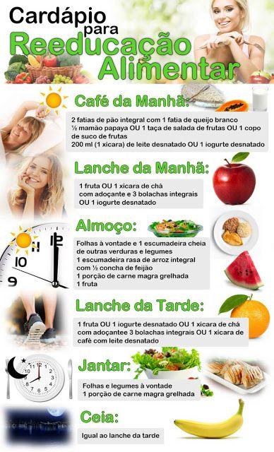 Programa de dietas para bajar de peso
