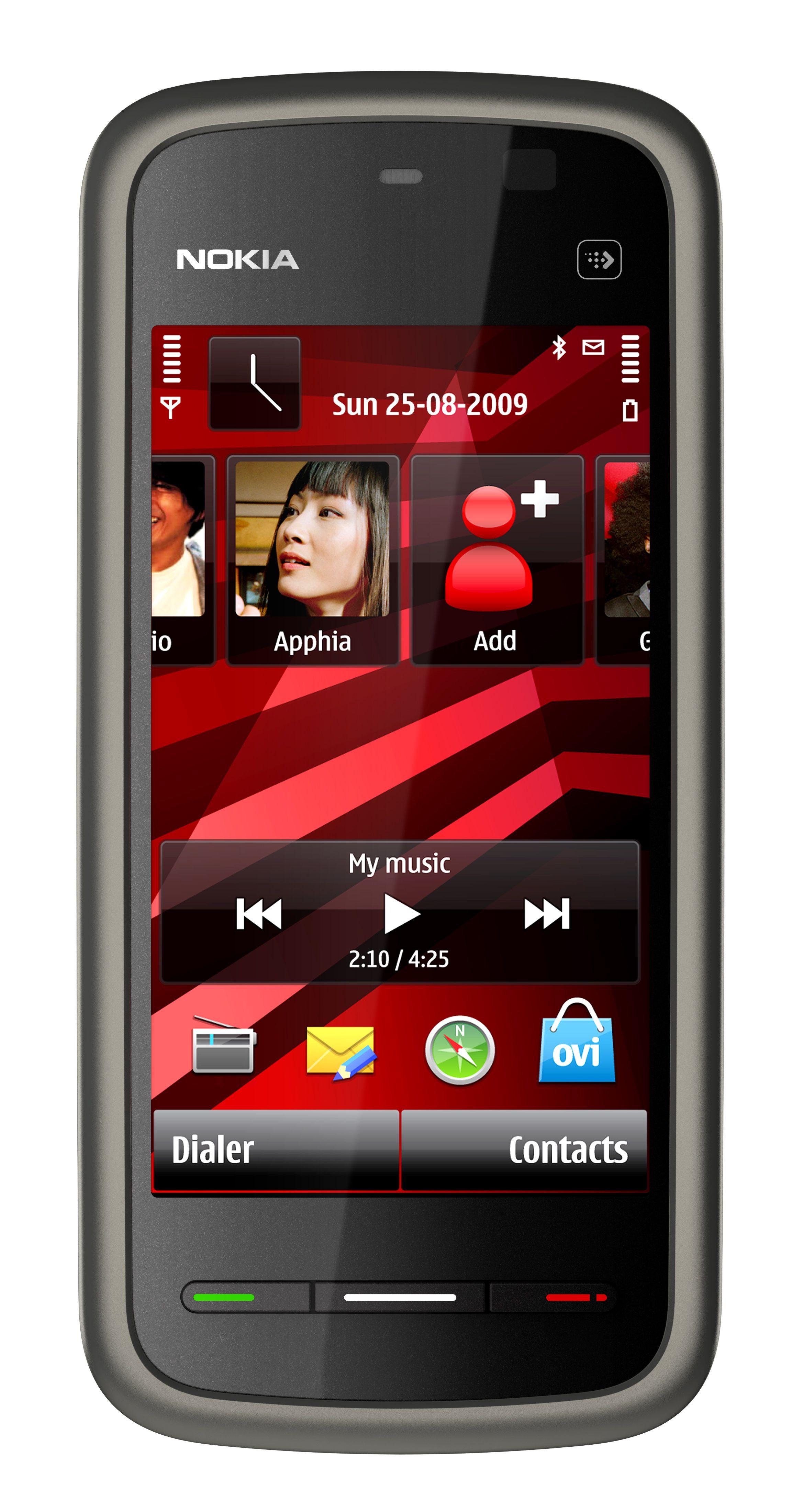 Nokia 5233 1,729.00 www.dait.mx Equipo, El mejor equipo