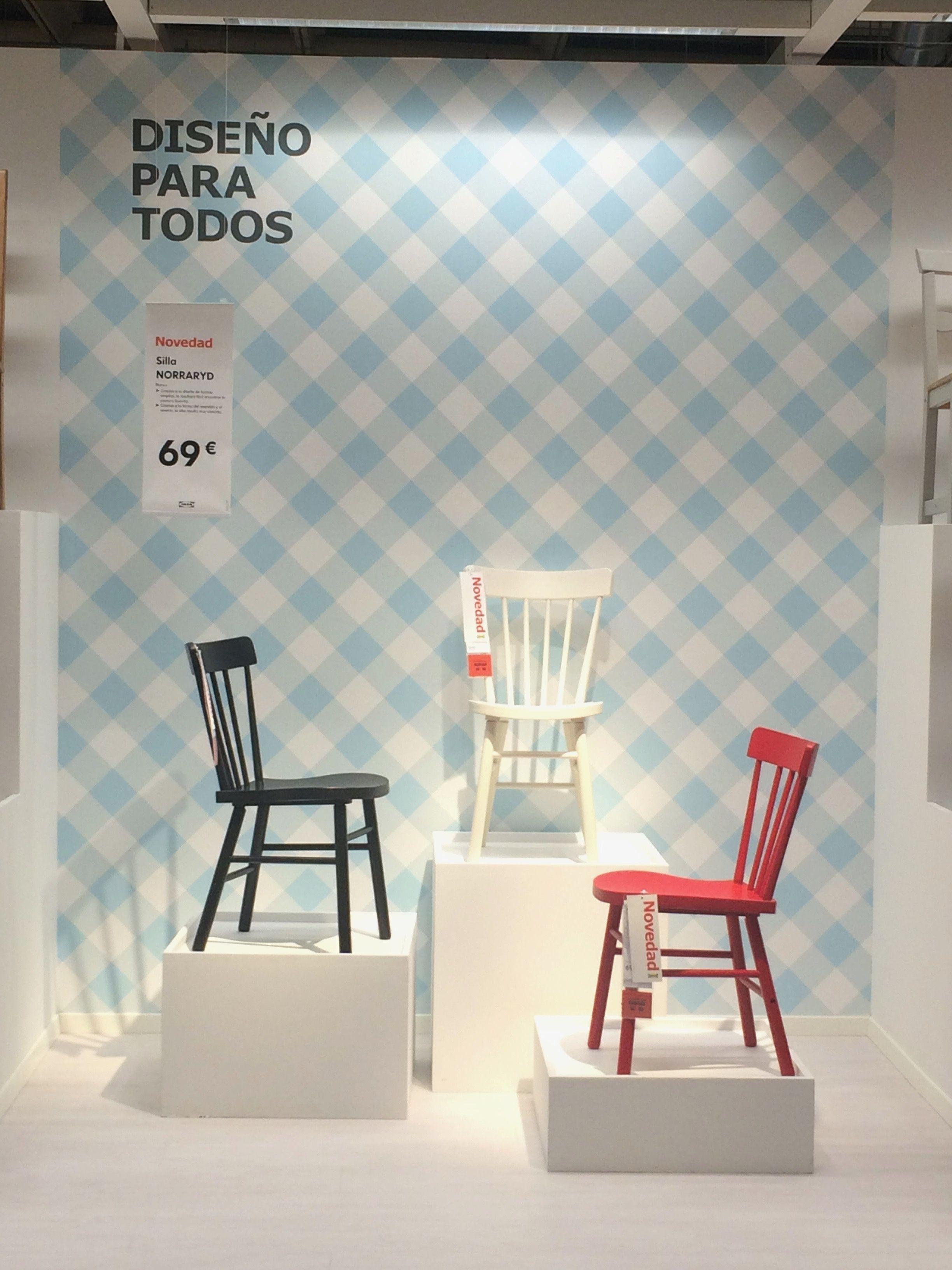 Ikea Alcorcon Madrid Traditional Chair Display Ikea