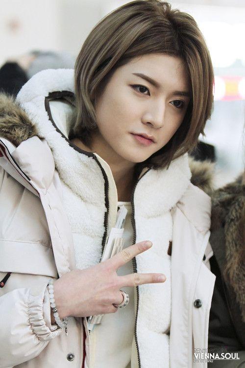 Choi Ren Nu'est Incheon Airport, Korea -> Sapporo