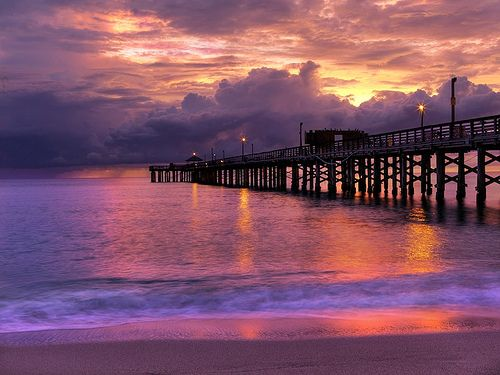 Fishing Pier Photo By Susanne Kremer North Miami Beach Florida