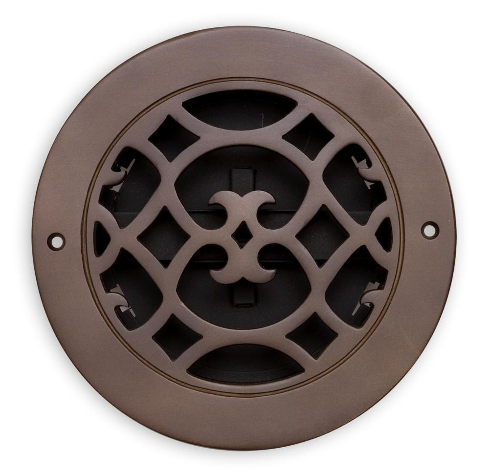 Round Ceiling Vents Covers