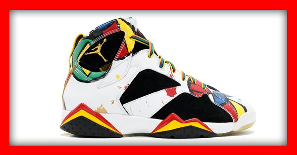 WIN ONE OF 10X PAIRS OF THESE AIR JORDAN 7 RETRO OC