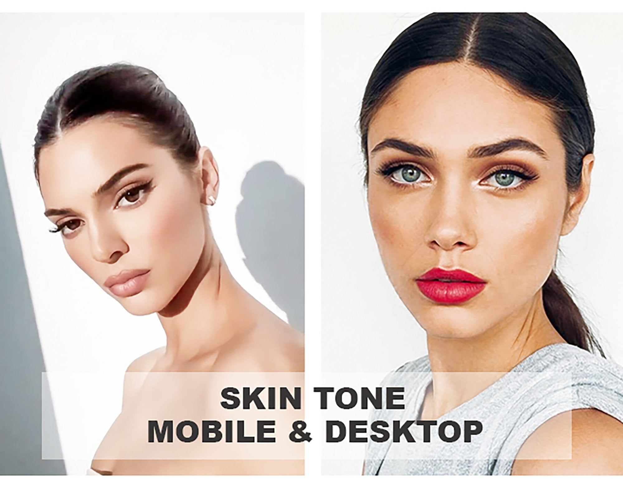 Skin tone lightroom