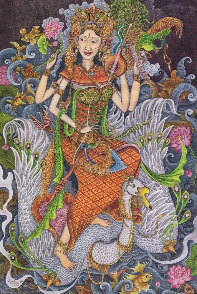 ボード art goddesses のピン