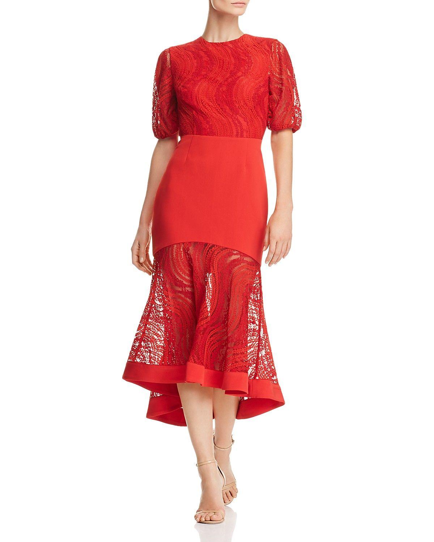 Keepsake Flawless Love Lace Dress Women Bloomingdale S Beautiful Red Dresses Lace Dress Dresses [ 1500 x 1200 Pixel ]