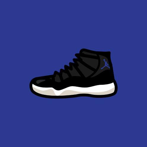 7eca7898de9 Space Jam Sneaker Art, Sneaker Games, Space Jams 11, Adidas Runners, Jordan