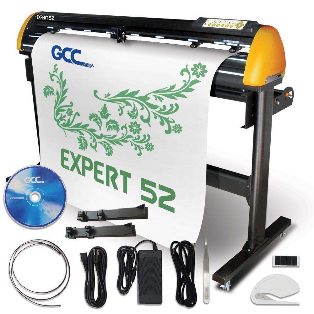 Gcc Professional Expert Ii 52 Inch Wide Vinyl Cutter Swing Design Vinyl Cutter Vinyl Swing Design