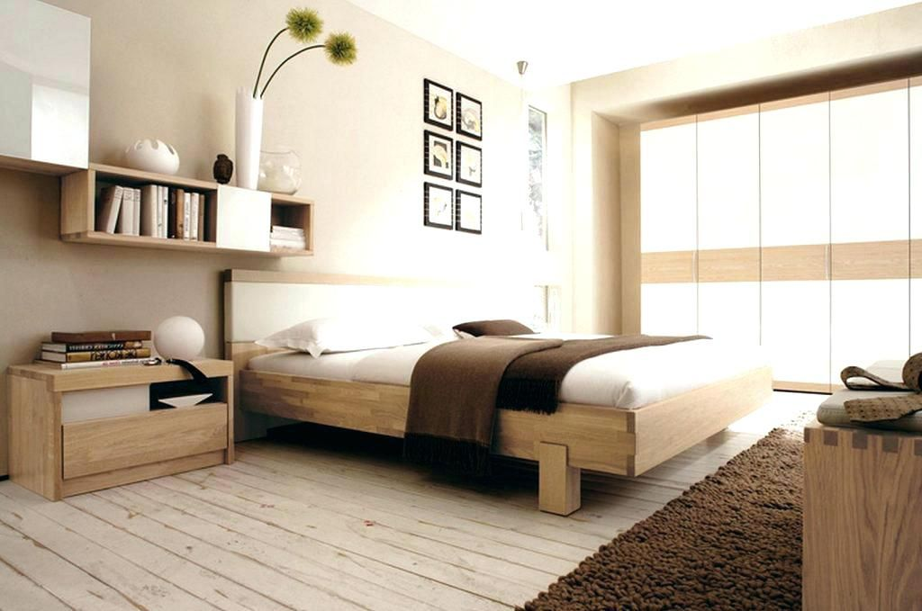 Japanese Bedroom Decorating Style Bed Modern Style Bedroom Design