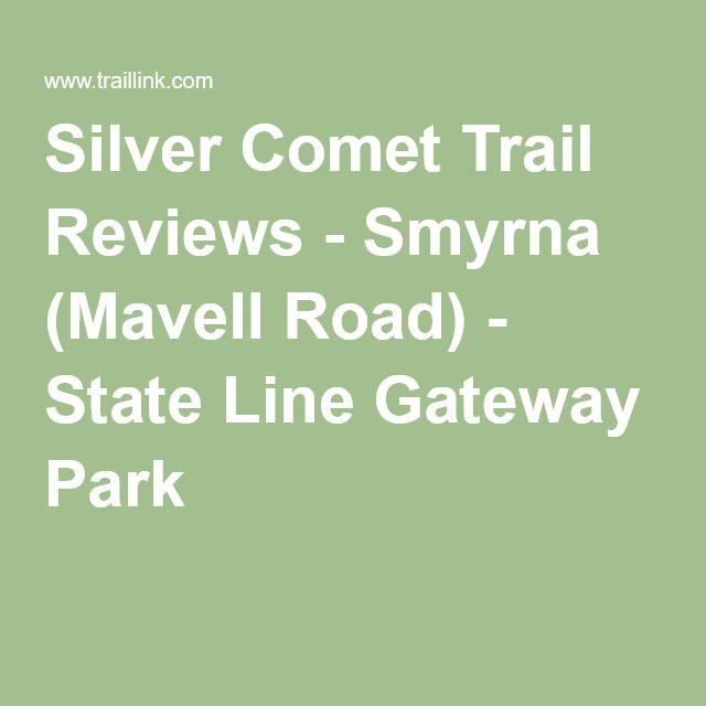 Silver Comet Trail Reviews - Smyrna (Mavell Road) - State Line