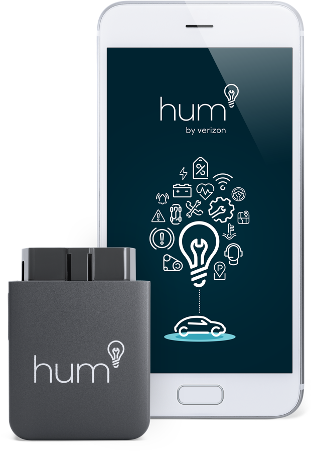 Hum Plus 20 Percent Discount Image Front View Car app