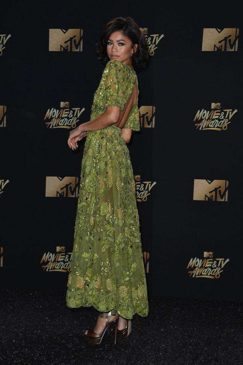 Mtv on tv awards zendaya and zendaya coleman