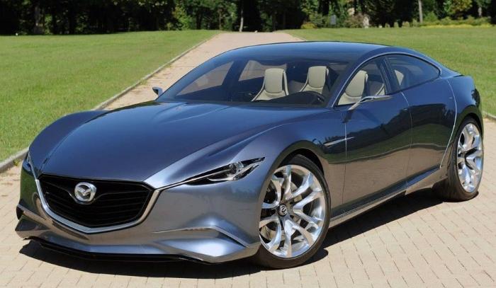 New Mazda Atenza 2020