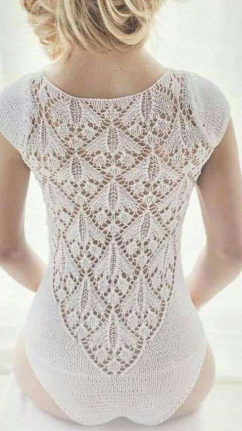 Body tejido a punto: Los bodies de lana son tendencia (Foto 9/14 ...