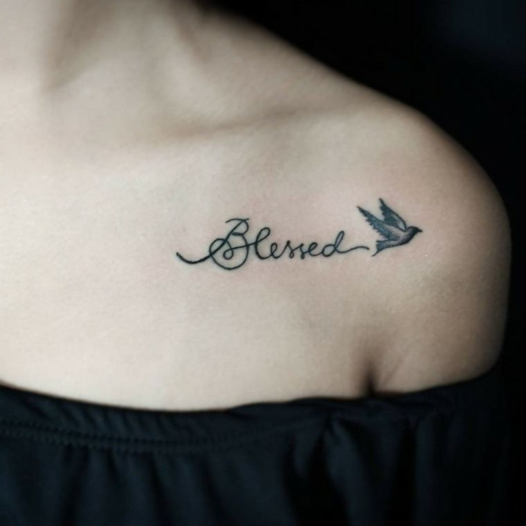 Frases Para Tatuar Uma Maneira De Decorar O Corpo Com Palavras - Frases-para-tatuar