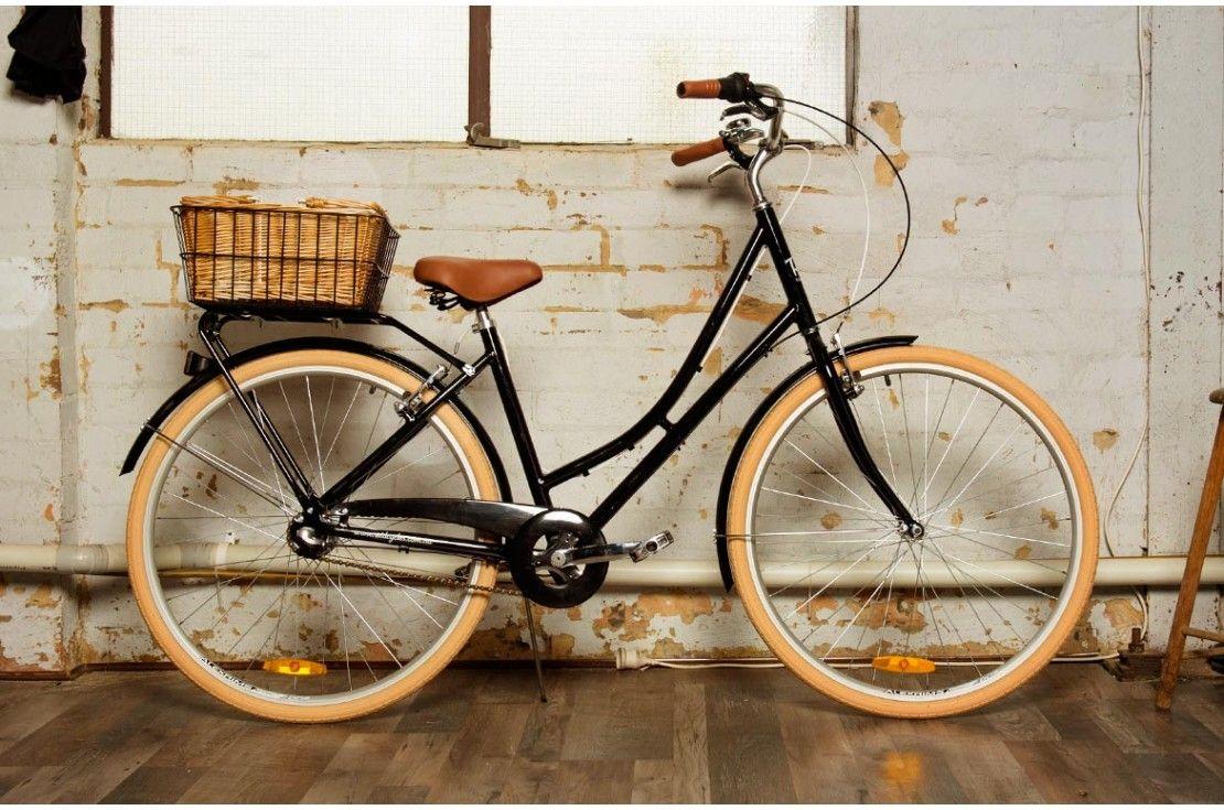 Vintage Ladies Deluxe Retro Bike Vintage Bicycles Bicycle Pictures