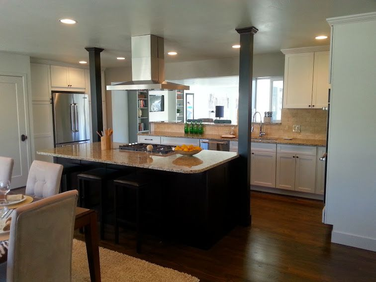 We Doubled The Size Of This Kitchen By Removing A Wall