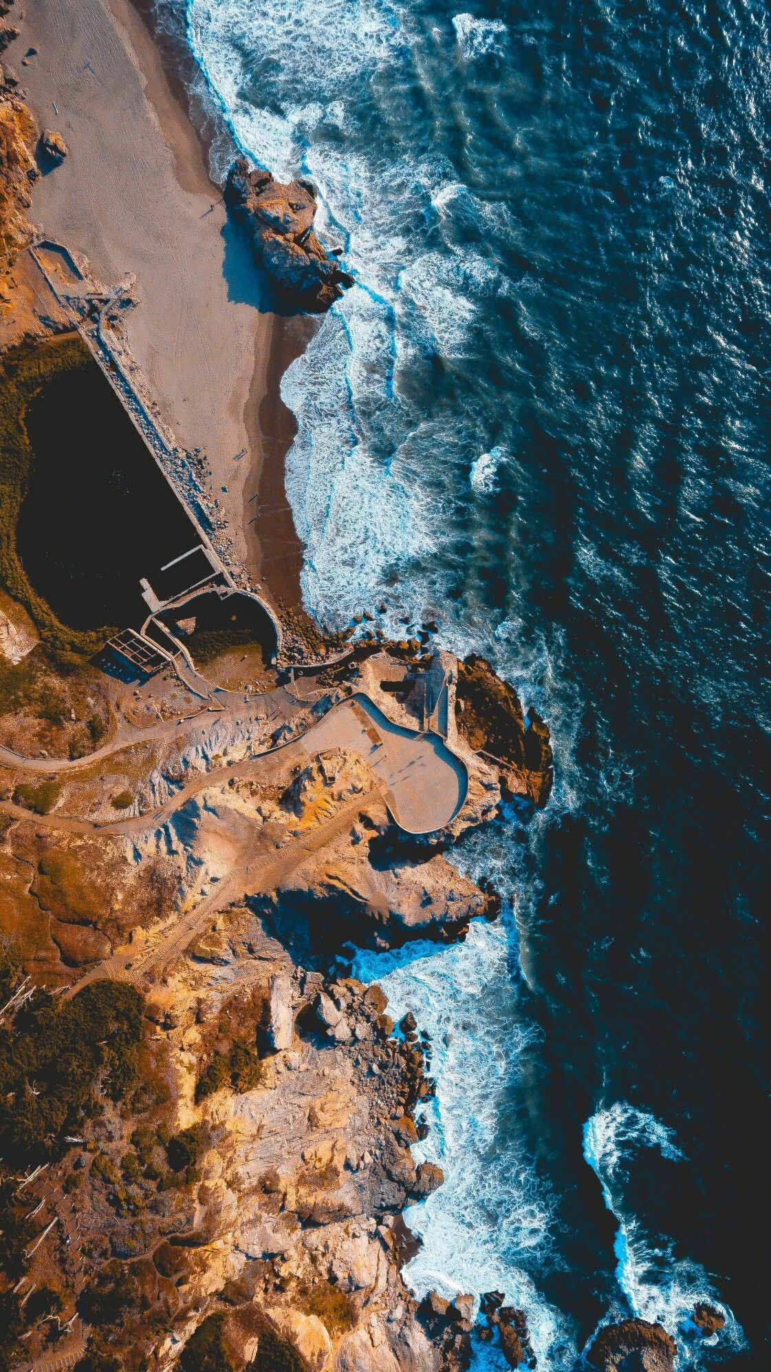 Pin By Giga Foto On Drones Photography Ideas Aerial Photography Drone Ocean Wallpaper Landscape Wallpaper