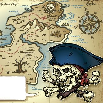 mapa pirata Mapa pirata | Pirates in 2018 | Pinterest | Pirate art, Pirates  mapa pirata