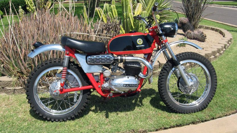 1966 Bultaco Matador MKII - 1 | Moto | Engine rebuild