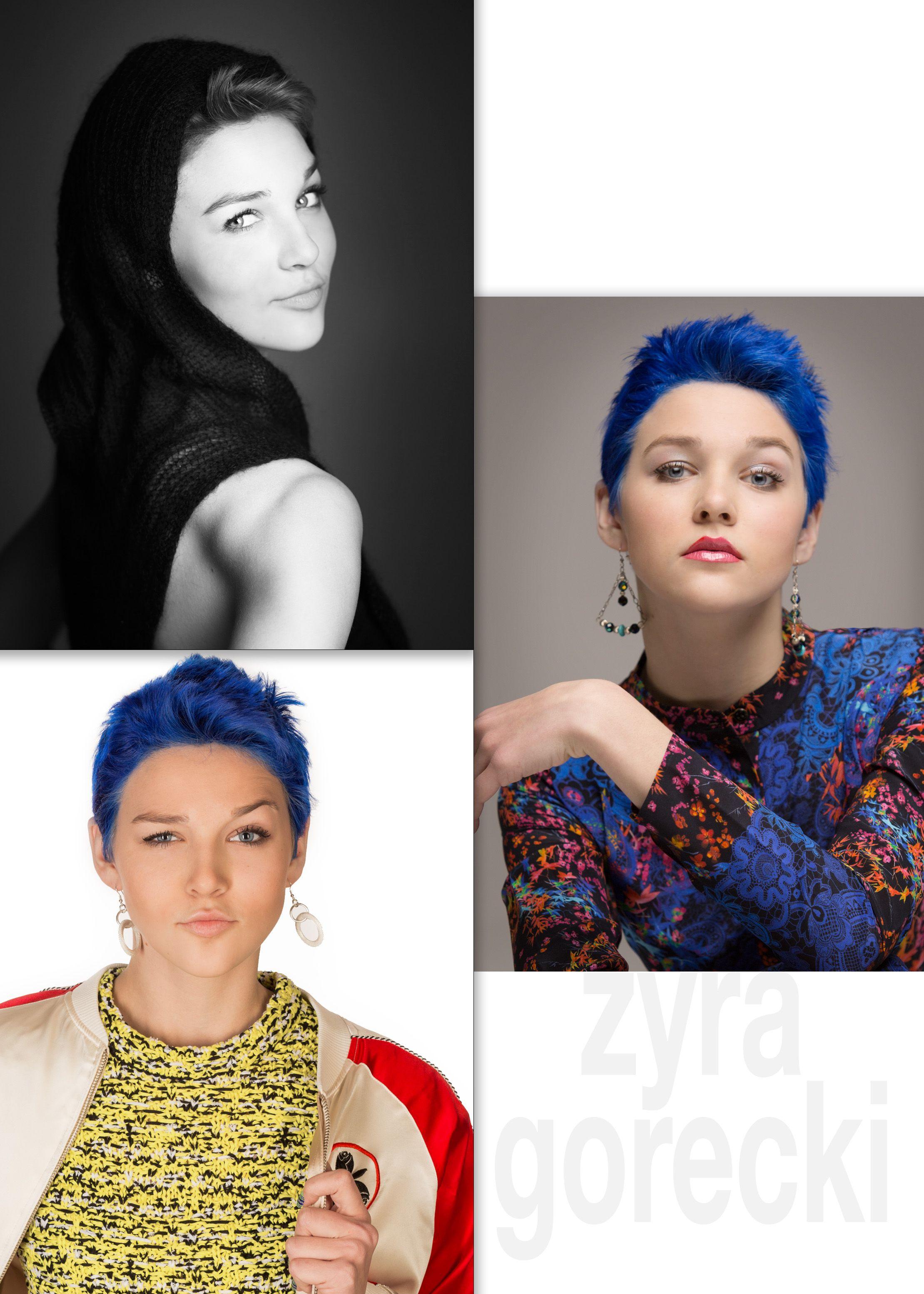 Learn who is Strong, Determined & Unique... meet Zyra Bravo's Model of the Week #papadakisphotography#georgepapadakis#bravotalentmanagement#model#unique#determined#spiritual#karate#harrypotter#blue#inspirational#good energy