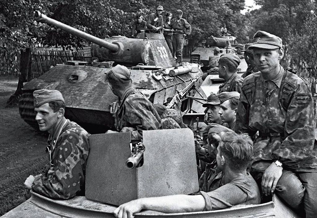 kampfgruppe m hlenkamp 5 ss panzer division wiking eastern poland july 1944 weltkrieg. Black Bedroom Furniture Sets. Home Design Ideas