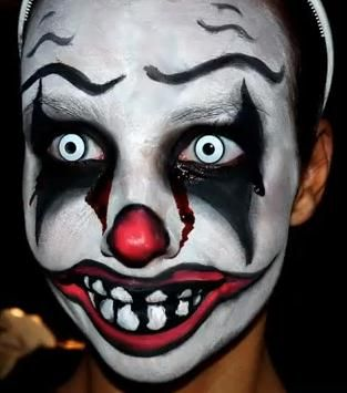 How-To's for Creepy Halloween Make-up! ~ The Roaming Gypsy Angel