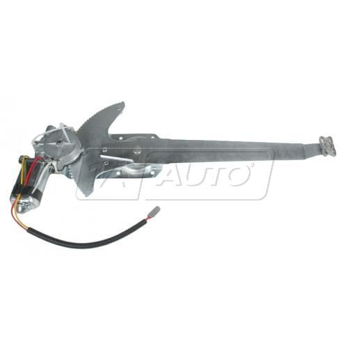 1awrg00475 Ford Front Driver Side Power Window Regulator With Motor F150 Ford F150 F150 Truck