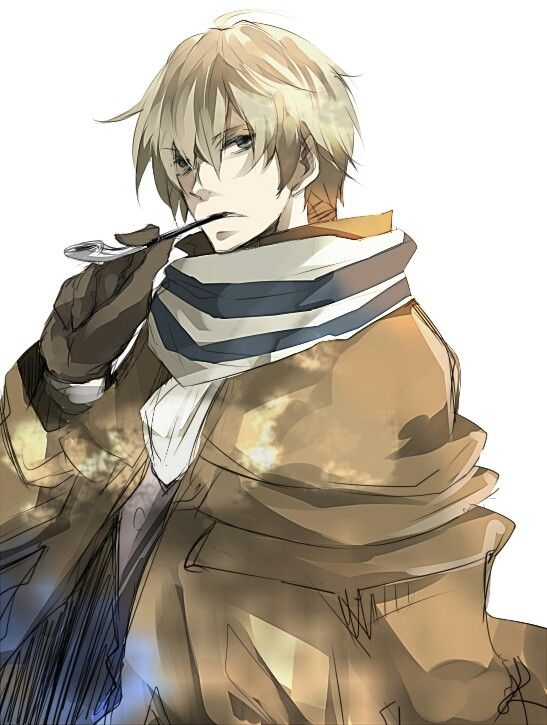 The Netherlands,  Hetalia