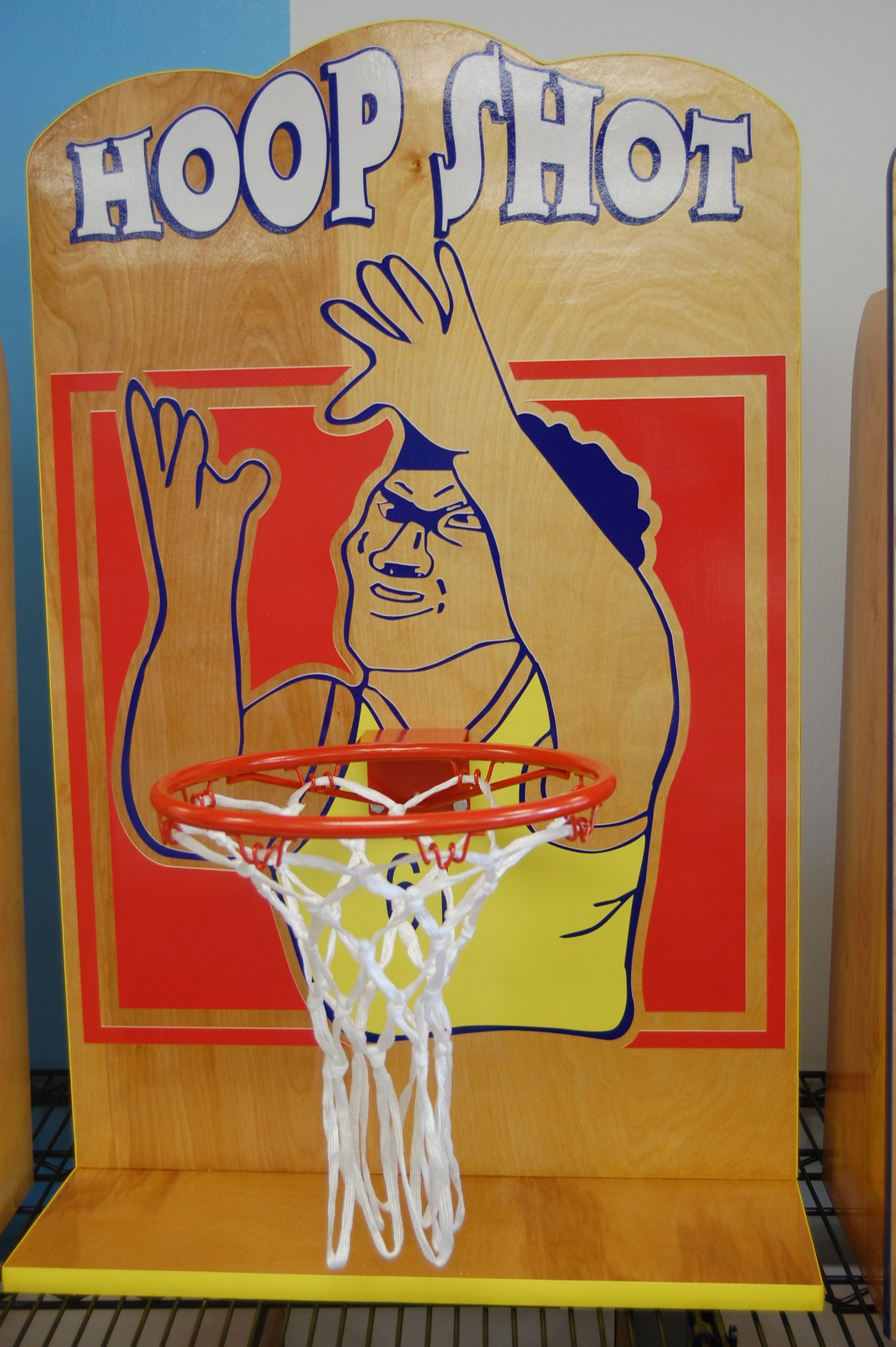 hoop shot game - $25.00 rental great sports game! comes with one
