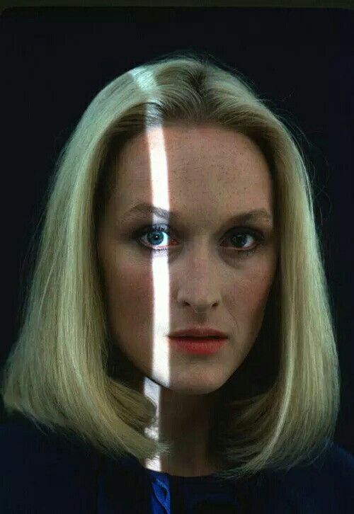 Meryl Streep. Foto de Henry Wolf