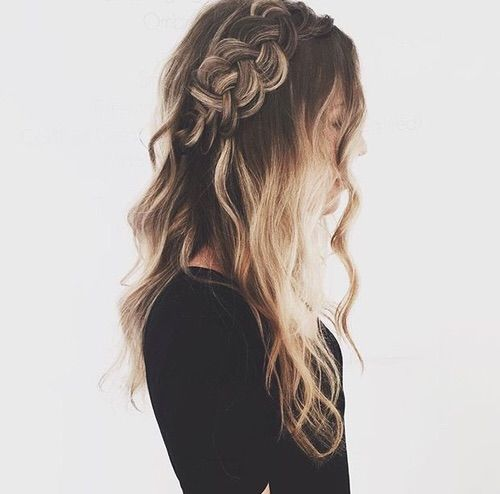 heart #braid #fashion