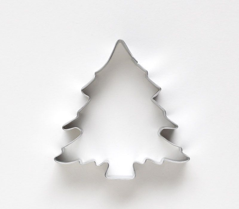 Pine Tree Cookie Cutter Pine tree, Cookie cutters and Pine
