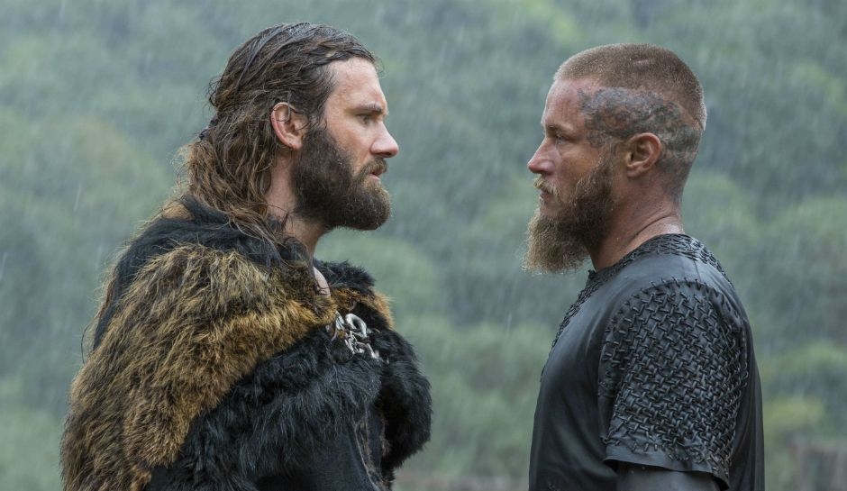 Vikings' Season 4: Ragnar and Rollo Are Headed For The Most Epic Fight  Scene Yet, But Who Will Survive?   Vikings tv series, Vikings tv, Viking  history