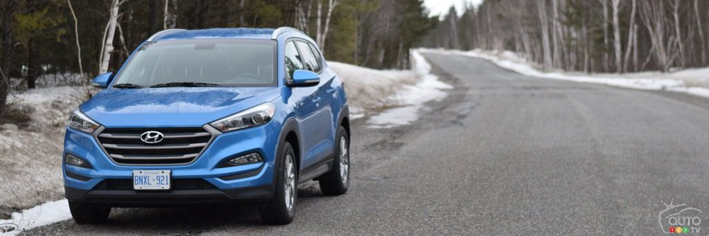 2017 Hyundai Tucson 2.0 Premium AWD stands out in many