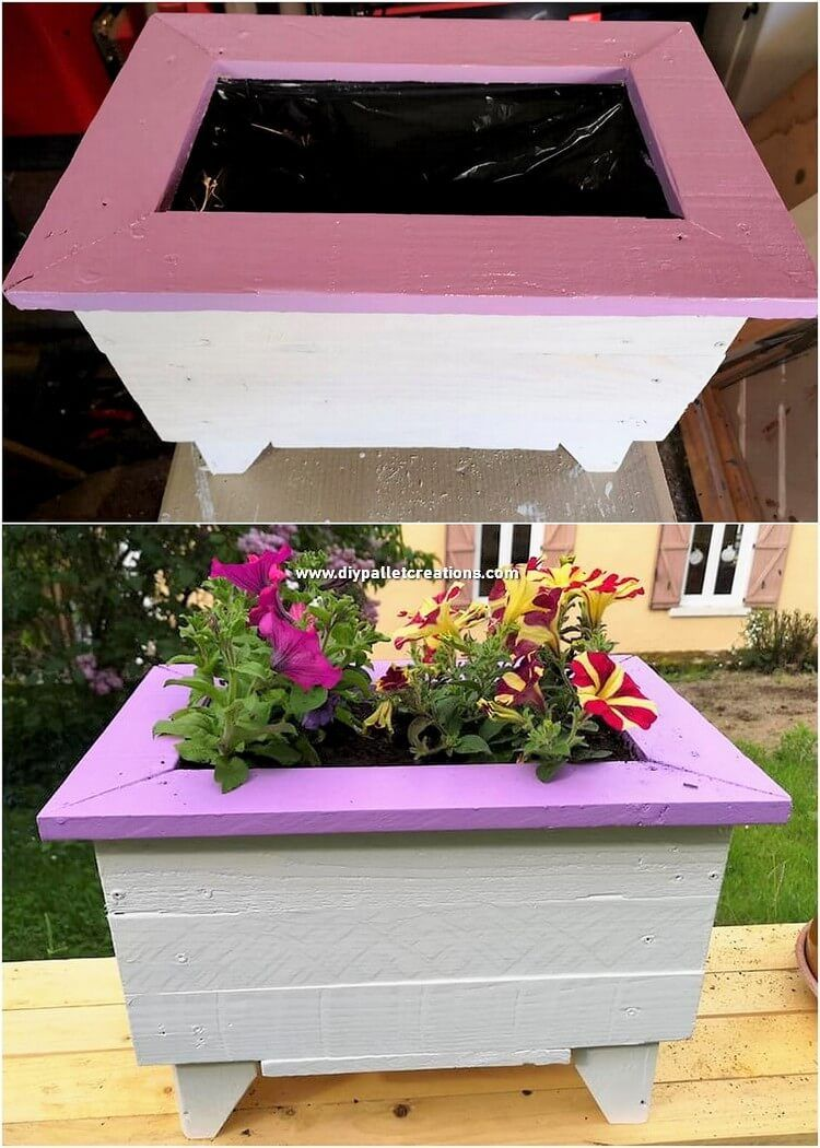 Fanciful DIY Projects Made with Shipping Pallets Pallet