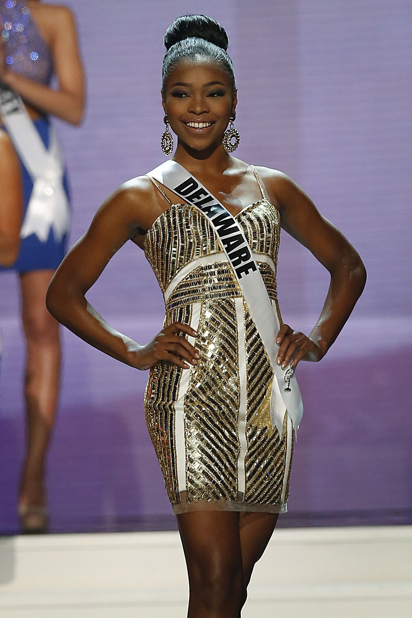 Miss Delaware in USA Pageant
