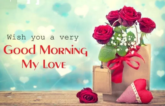 Lovely Good Morning Message To My Wife Romantic Good Morning Messages Good Morning Love Pics Good Morning Love