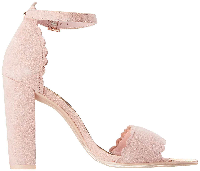 4ffc5360156b Ted Baker Women s Raidha Open Toe Sandals  Amazon.co.uk  Shoes ...