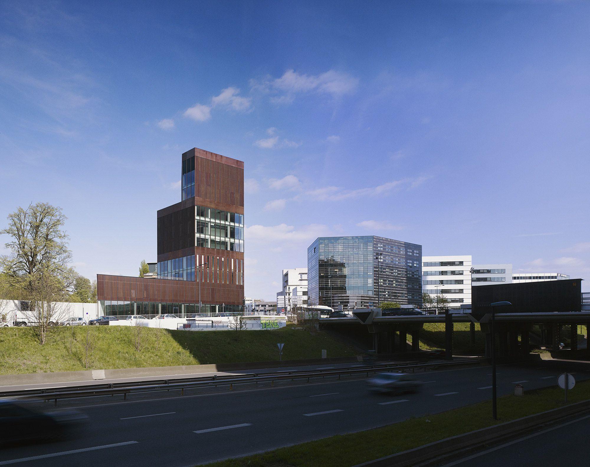 Tour euravenir facades architecture education architecture et
