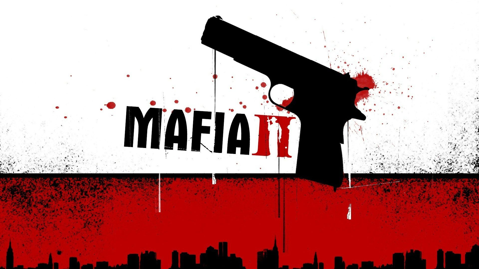 Mafia Ii Hd Desktop Wallpaper Widescreen High Definition