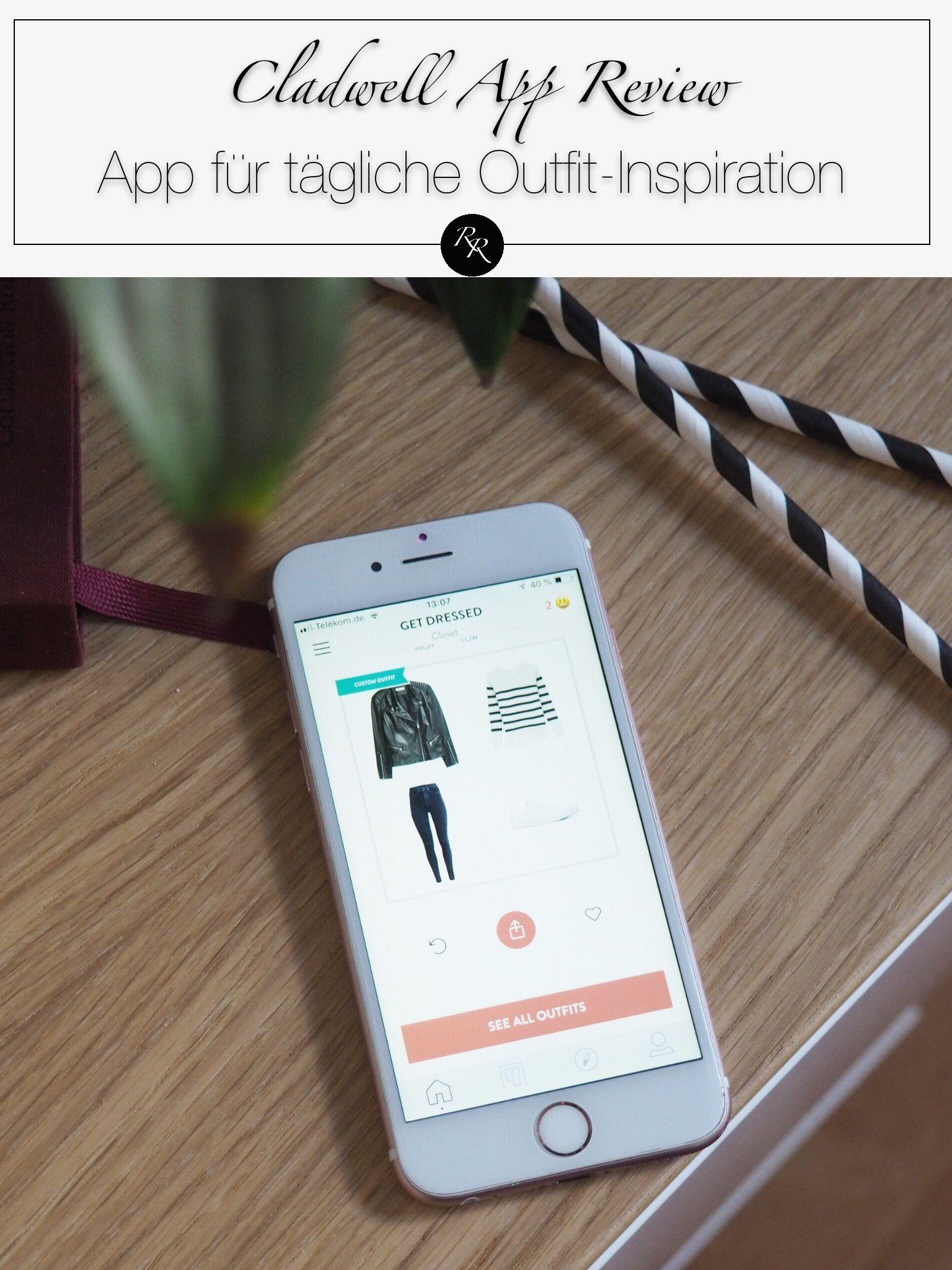App Kleidung Zusammenstellen