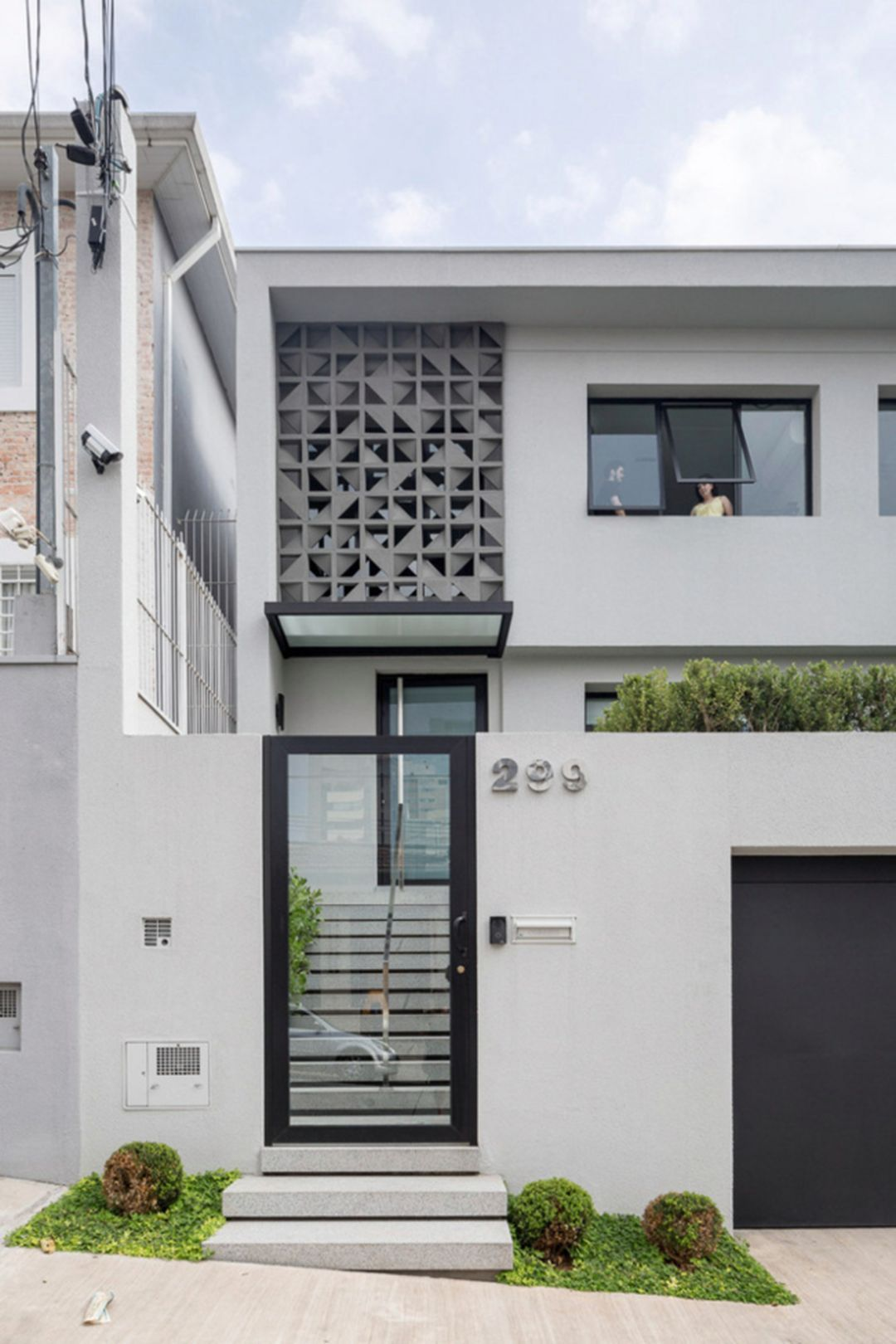 15 Home Fence Design Ideas That You Must Know And You Should Try Home Fashion Rumah Minimalis Rumah
